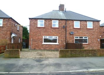 Thumbnail 2 bed semi-detached house for sale in Falkland Avenue, Hebburn