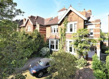Thumbnail 7 bed detached house for sale in Edge Hill, Wimbledon, London