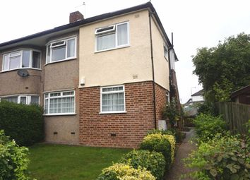 Thumbnail 2 bedroom flat to rent in Kenilworth Road, Petts Wood, Orpington
