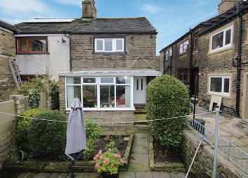 Thumbnail 1 bed cottage for sale in Casson Fold, Northowram, Halifax