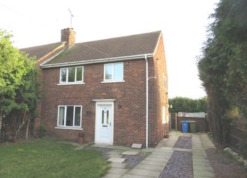 Thumbnail 3 bed semi-detached house for sale in Windermere Avenue, Harworth, Doncaster
