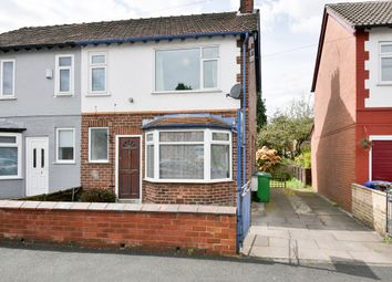 Thumbnail 3 bed semi-detached house to rent in Holcombe Road, Fallowfield, Manchester