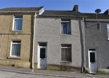 Thumbnail 2 bed terraced house for sale in Trewyddfa Road, Swansea