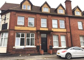 Thumbnail 1 bed flat to rent in Newbold Road, Rugby, Warwickshire
