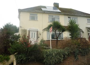 Thumbnail 3 bed semi-detached house for sale in Orchard Grove, Brixham