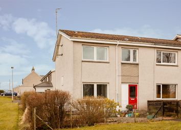 Thumbnail 2 bed end terrace house for sale in Green Road, Balbeggie, Perth