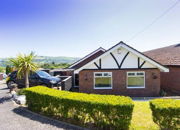 Thumbnail 4 bed bungalow for sale in Maes Glas, Coed-Y-Cwm, Pontypridd