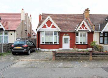 Thumbnail 3 bedroom bungalow for sale in Gyllyngdune Gardens, Seven Kings, Essex
