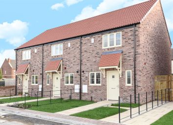 Thumbnail 2 bed town house for sale in Plot 18 Farefield Close, Dalton, Thirsk