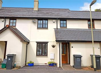 Thumbnail 3 bed terraced house to rent in Croppins Close, Buckfastleigh, Devon
