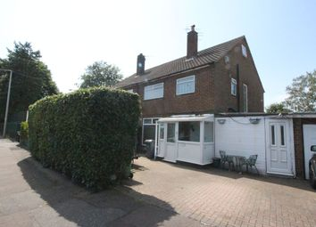 Thumbnail 3 bed semi-detached house for sale in Cherington Close, Manchester