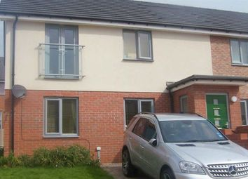 Thumbnail 1 bed flat for sale in Lydney Court, Throckley, Newcastle Upon Tyne