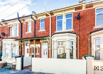 Thumbnail 3 bed terraced house for sale in Shelford Road, Southsea, Hampshire
