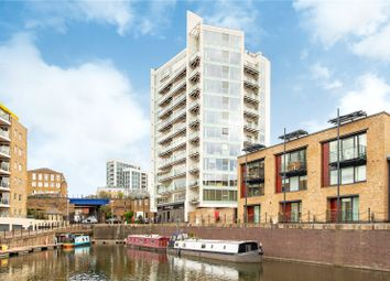 Thumbnail 2 bed flat to rent in Pinnacle Building, 2 Basin Approach
