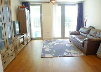 Thumbnail 2 bed flat to rent in Parkside Court, 15 Booth Road, London
