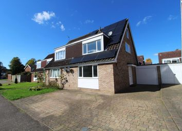 Thumbnail 3 bed semi-detached bungalow for sale in Dewlands, Oakley