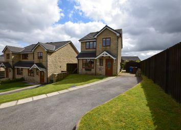 Thumbnail 3 bed detached house for sale in Daneswood Fold, Whitworth, Rochdale