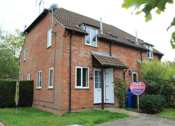 Thumbnail 1 bed terraced house for sale in Kimberley, Church Crookham, Fleet