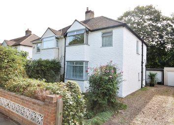 3 bed semi-detached house for sale in Oakington Drive, Sunbury-On-Thames, Surrey TW16
