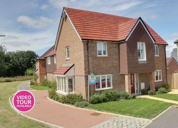 White Clover Drive, Basingstoke RG23. 3 bed link-detached house for sale