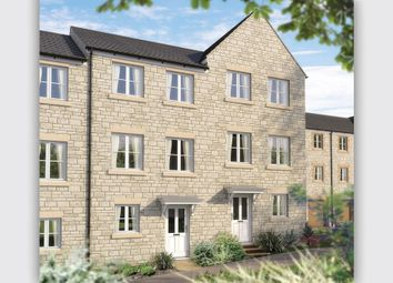 "Thumbnail 3 bed semi-detached house for sale in ""The Winchcombe"" at Hallatrow Road, Paulton, Bristol"