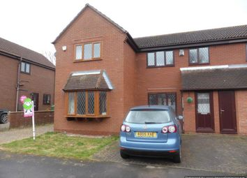 Thumbnail 2 bed end terrace house to rent in Old Forge Road, Misterton, Doncaster
