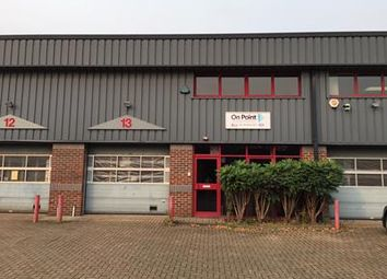 Thumbnail Light industrial to let in Unit 13 Westwood Court, Brunel Road, Totton, Southampton, Hampshire
