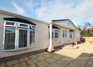 Thumbnail 3 bedroom mobile/park home for sale in Way Lane, Waterbeach, Cambs - Detached Park Home