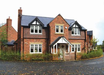 Thumbnail 4 bed detached house for sale in 2 St Elphins View, Daresbury, Nr Warrington, Cheshire