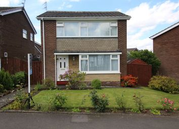 Thumbnail 3 bedroom detached house for sale in Greenway, Chapel Park, Newcastle Upon Tyne