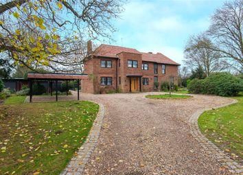 Thumbnail 5 bed detached house for sale in Little Berkhamsted Lane, Little Berkhamsted, Hertford, Hertfordshire