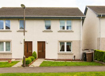 Thumbnail 2 bedroom semi-detached house for sale in Gracemount House Drive, Gracemount, Edinburgh