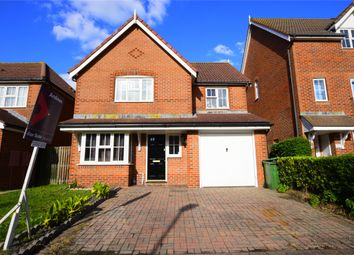 Thumbnail 4 bed detached house for sale in Cabot Close, Eastbourne, East Sussex