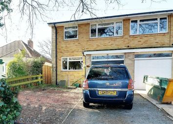 Thumbnail 4 bed semi-detached house for sale in Park Road, Chandlers Ford, Eastleigh