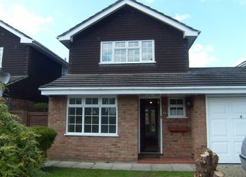 Thumbnail 3 bed semi-detached house to rent in Kenilworth Road, Fleet