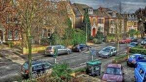 Thumbnail 2 bed flat to rent in Freeland Road, Ealing Common, Ealing Broadway