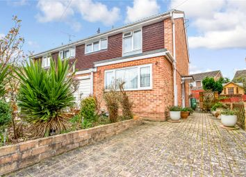 Thumbnail 3 bed semi-detached house for sale in Ferndale Avenue, Reading, Berkshire