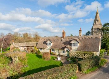 Thumbnail 5 bed detached house for sale in School Road, Broughton, Huntingdon, Cambridgeshire