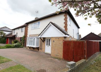 Thumbnail 4 bed detached house to rent in Furzehall Avenue, Fareham