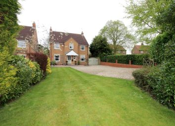 Thumbnail 4 bed property for sale in Queens Mead, Lund, Driffield
