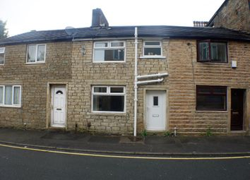 Thumbnail 2 bed terraced house to rent in Radcliffe Street, Haslinden