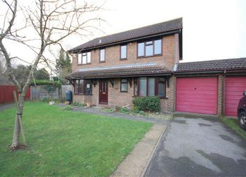Thumbnail 4 bed detached house for sale in Oliffe Close, Aylesbury, Buckinghamshire