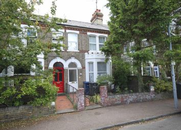 Thumbnail 3 bedroom terraced house for sale in Kimberley Road, Cambridge
