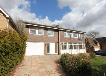Thumbnail 5 bed detached house to rent in Howards Wood Drive, Gerrards Cross