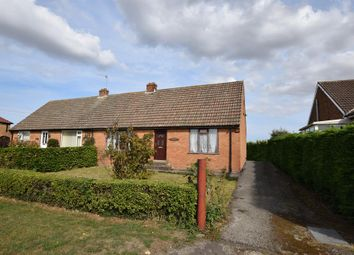 Thumbnail 2 bed semi-detached bungalow for sale in Carr Lane, East Heslerton