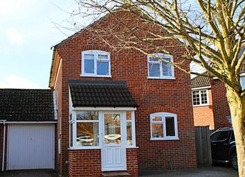 Thumbnail 3 bed link-detached house for sale in Craven Road, Newbury