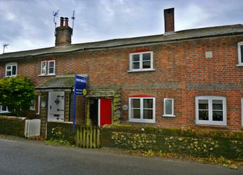Thumbnail 2 bed terraced house to rent in North Waltham, Basingstoke