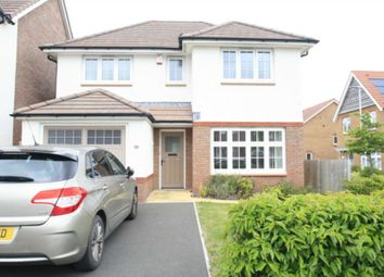 Thumbnail 4 bed detached house for sale in Millennium Street, Plymouth