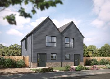 Thumbnail 2 bed semi-detached house for sale in Palmers Meadow, Bridport, Dorset