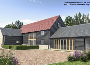 Thumbnail 5 bed detached house for sale in Station Road, Tempsford, Sandy